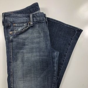 7 for all mankind A Pocket Boot Jeans DX07